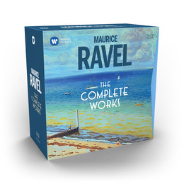 Ravel: The Complete Works (CD21)