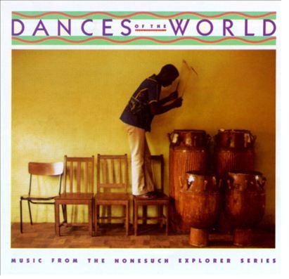 b070c539f9a2 Dances Of The World - Folk - NIKA records