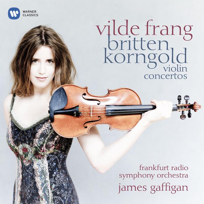 4015918d Britten/Korngold: Violin Concertos - Classical - NIKA records