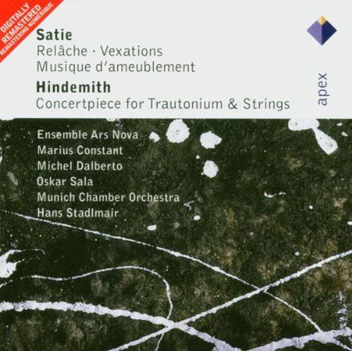 Satie Musique Dameublement Vexations Concertpiece For
