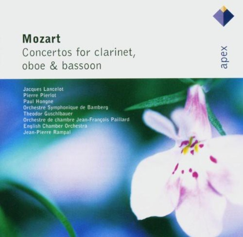 Mozart: Concertos for clarinet, oboe & bassoon - PREVOD: Classical