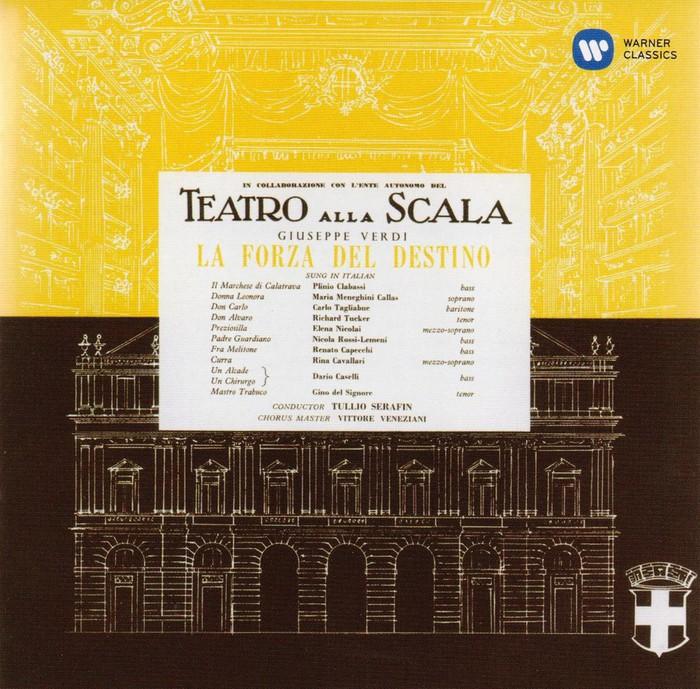 98618f7e78b Verdi: La Forza Del Destino - PREVOD: Classical / Choir - NIKA records