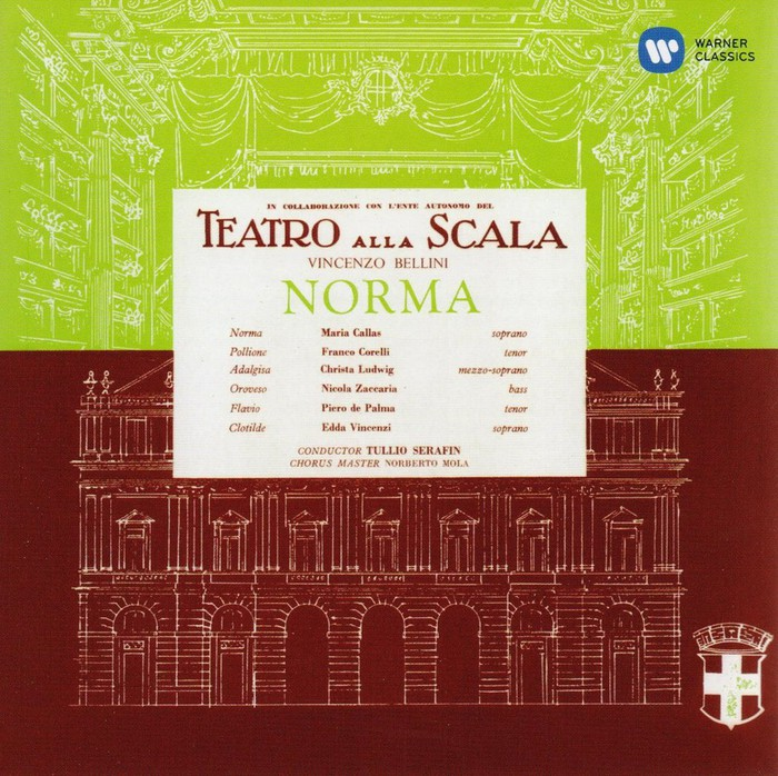 Bellini: Norma - PREVOD: Classical / Choir - NIKA records