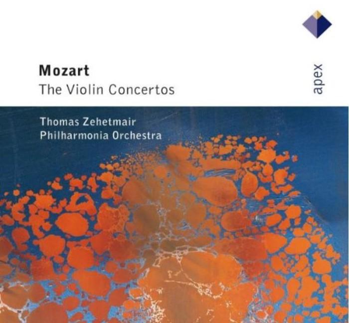 Mozart: The Violin Concertos - PREVOD: Classical / Choir