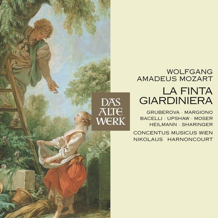 dd6b0c3ef7 Mozart  La Finta Giardiniera - PREVOD  Classical   Choir - NIKA records