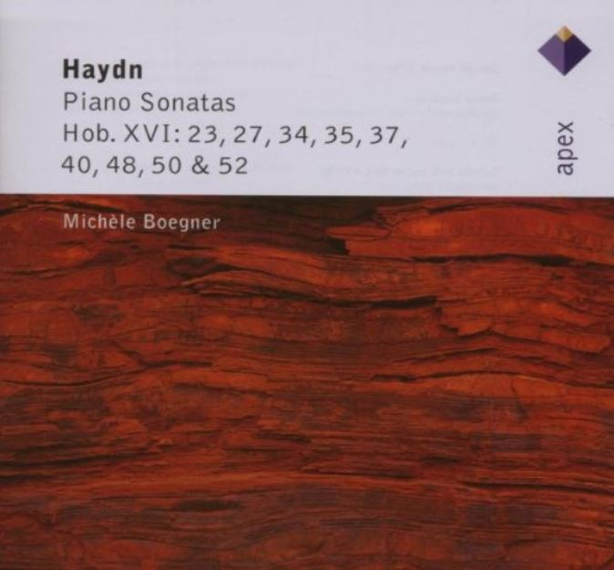 d77d244b89eb Haydn  Piano Sonatas - PREVOD  Classical   Choir - NIKA records