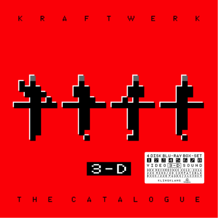 d483082d892f3a 3-D The Catalogue (Book Box Set) (BR4) - Electronic Music - NIKA records