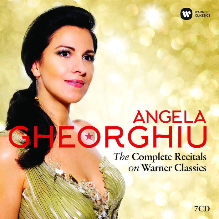 The Complete Recitals On Warner Classics Cd7 Prevod Classical