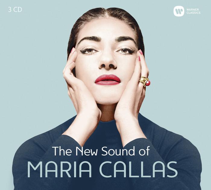 69cc791638be The New Sound Of Maria Callas - PREVOD  Classical   Choir - NIKA records