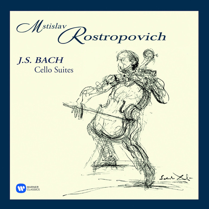 Bach Cello Suites Lp4 Prevod Classical Choir Nika Records