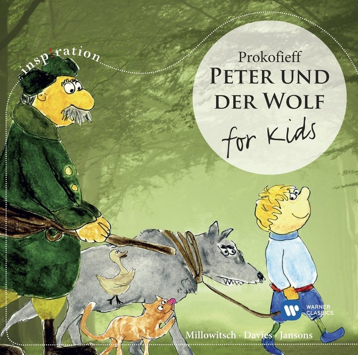 Peter and the Wolf - For Kids