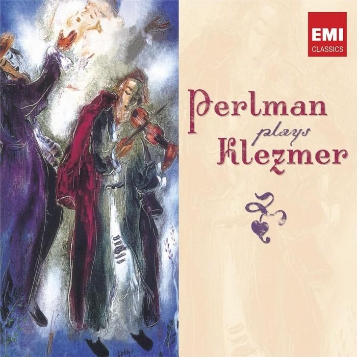 442a5a97e27 Perlman plays Klezmer (CD2+DVD) - Classical - NIKA records