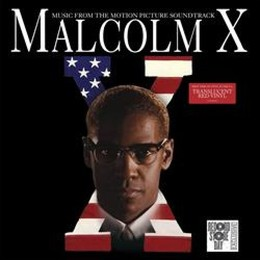 Malcolm X O.s.t. (Translucent Red Vinyl) (RSD)