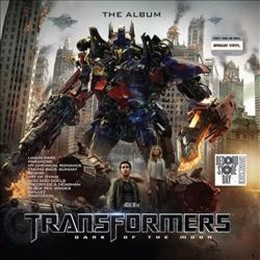 Transformers: Dark Of The Moon The Album O.s.t. (Brown Vinyl) (RSD)