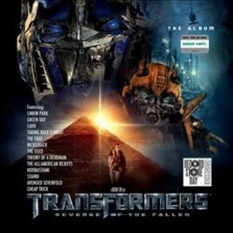 Transformers: Revenge Of The Fallen The Album O.s.t. (Green Vinyl) (RSD)