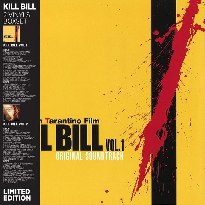 Kill Bill Vol 1 2 Ost