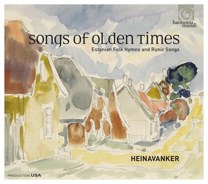 Estland : Songs of Olden Times - PREVOD: Classical / Choir