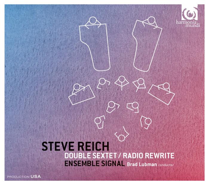 Reich : Double Sextet, Radio Rewrite - Classical - NIKA records