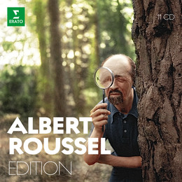 Albert Roussel Edition (CD11)