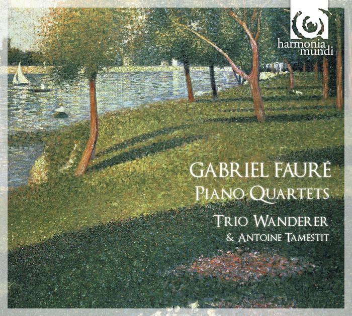 Fauré: Piano Quartets - PREVOD: Classical / Choir - NIKA records
