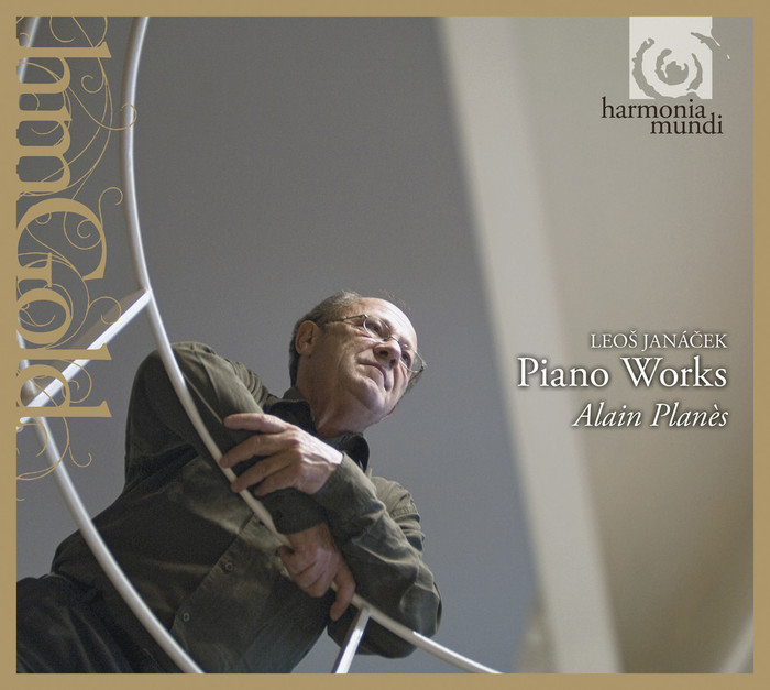 Janacek : Piano Works - Classical - NIKA records