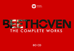 Beethoven : The Complete Works (CD80)