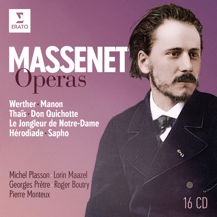 Massenet: Operas (CD16) - Classical - NIKA records