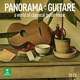 Panorama De La Guitare – A World Of Classical Guitar Music (CD25)