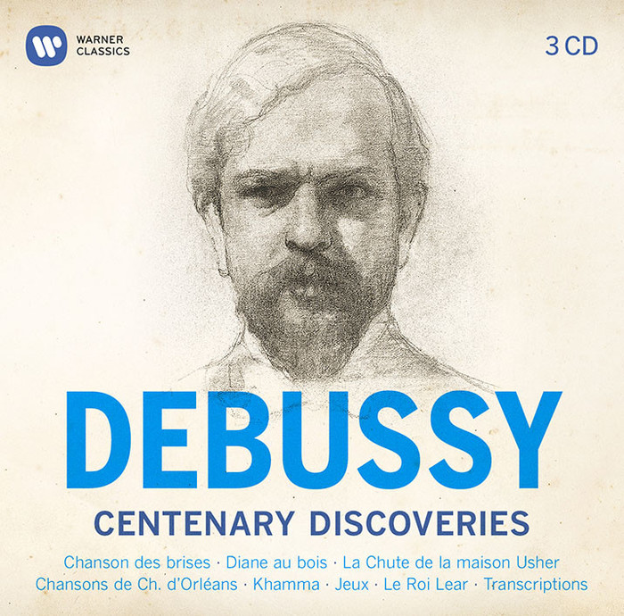 Debussy: Centenary Discoveries - PREVOD: Classical / Choir - NIKA