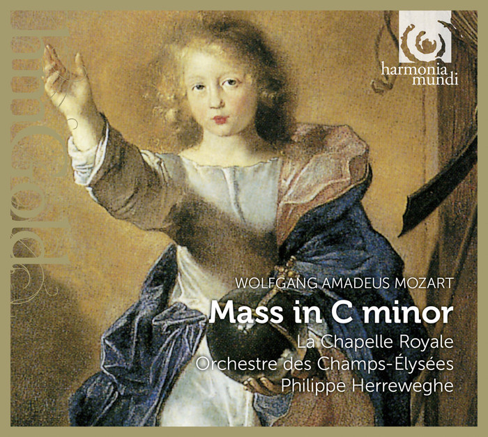 75242c0583 Mozart : Mass In C minor - Classical - NIKA records