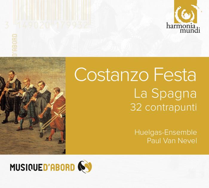 Festa : La Spagna - Classical - NIKA records