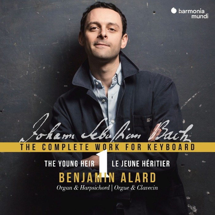 Bach: The Complete Work For Keyboard Vol. 1: The Young Heir