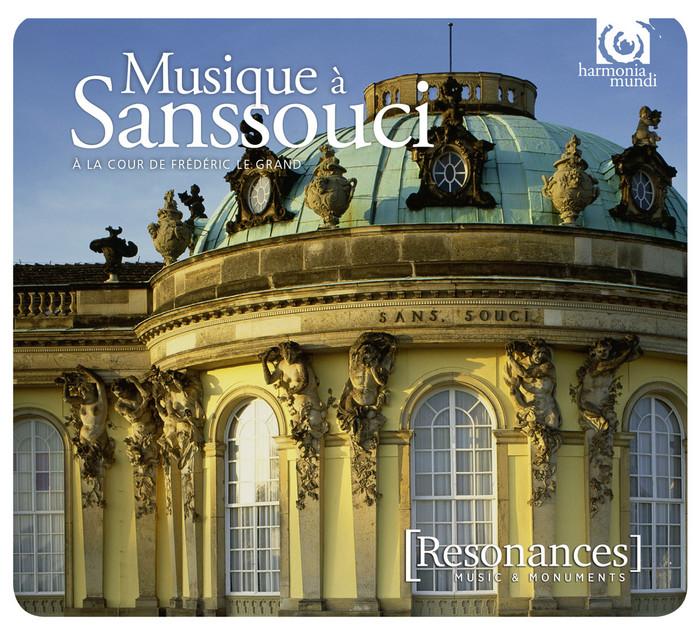eb1ed0e1978 Musique à Sanssouci - à la Cour de Frédéric le Grand - PREVOD ...