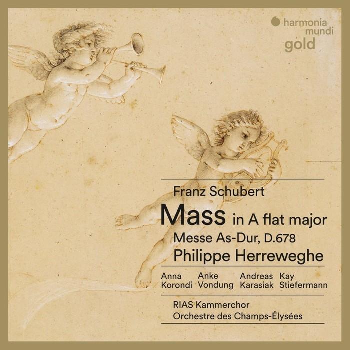 Schubert: Mass in A Flat Major - PREVOD: Classical / Choir - NIKA