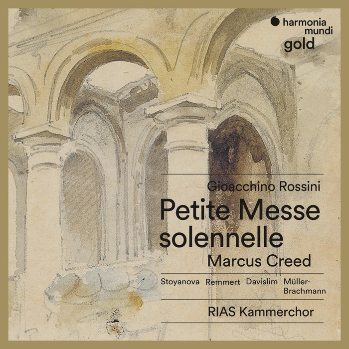 Rossini: Petite Messe solennelle - Classical - NIKA records