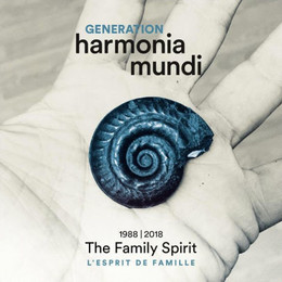 Generation Harmonia Mundi 2 – The Spirit of Family (1988-2018) (CD18)