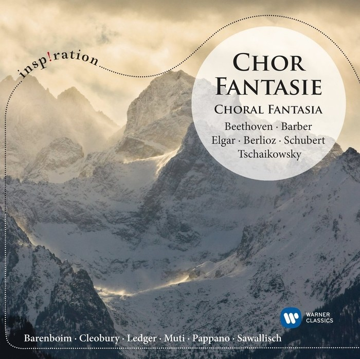 Beethoven, Elgar, Berlioz, Barber : Choral Fantasia - PREVOD