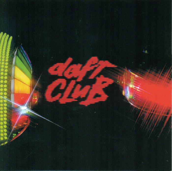 278b1162 Daft Club - Electronic Music - NIKA records