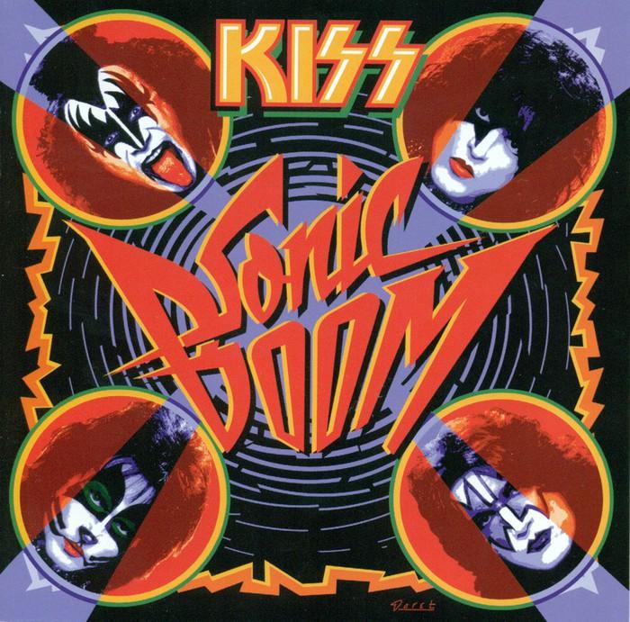 Sonic Boom - Metal - NIKA records 30dcd836214