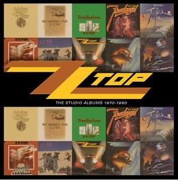 The Complete Studio Albums 1970 - 1990 (10CD)