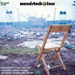 Woodstock IV (Olive Green/Half White Vinyl) (Limited)