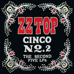 Cinco No. 2: The Second Five LP s (LP5)