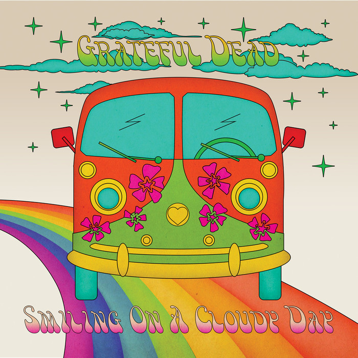 Smiling On A Cloudy Day (Violet Vinyl) - PREVOD: Rock / Rock / Blues ...