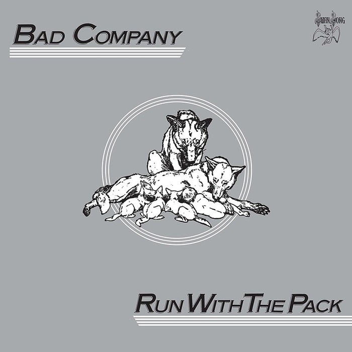 48e2d4ae2b0 Run With The Pack (Deluxe) - Rock - NIKA records