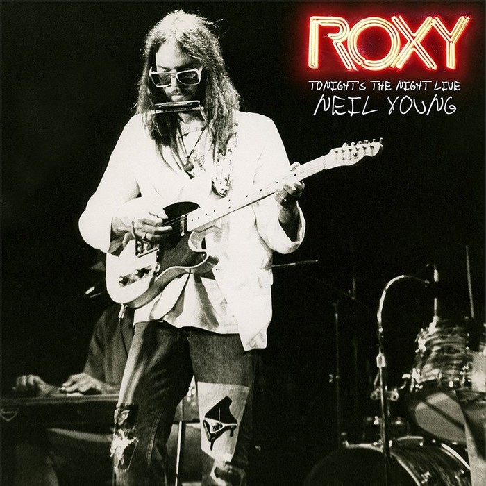Roxy - Tonight s The Night Live