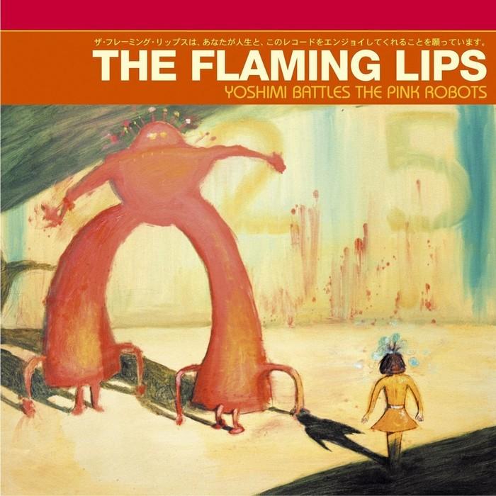 Yoshimi Battles The Pink Robot - PREVOD: Rock / Rock / Blues Rock