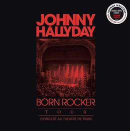 Born Rocker Tour - Concert Au Theatre De Paris (Red Vinyl)