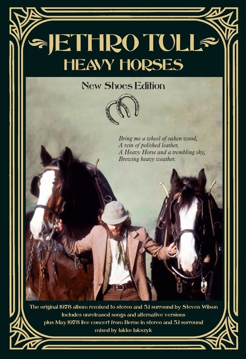 Heavy Horses (New Shoes Edition) (CD3+DVD2)