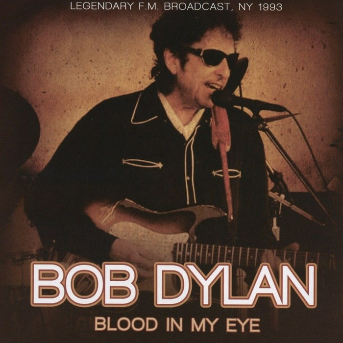 da838c6b Blood In My Eye - Legendary F.M.Broadcast,NY 1993 - Rock - NIKA records