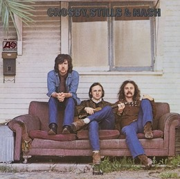 Crosby, Stills & Nash (Burgundy Red) (Limited)
